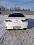 Hyundai Sonata, 2017 год, 1 050 000 руб.