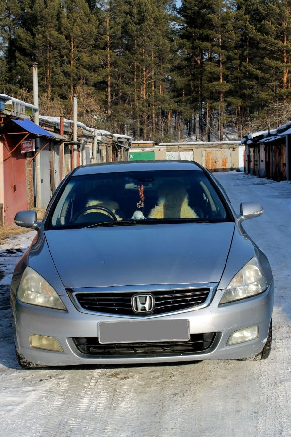 Honda Inspire, 2003 год, 430 000 руб.