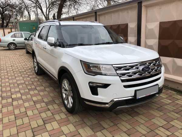 Ford Explorer, 2019 год, 2 750 000 руб.