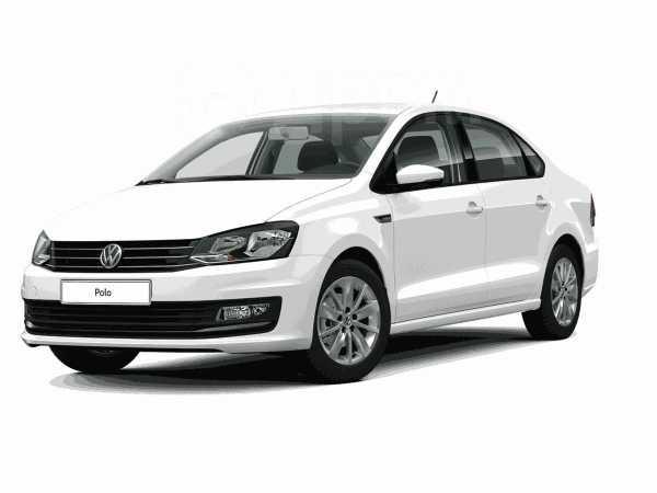 Volkswagen Polo, 2020 год, 848 900 руб.