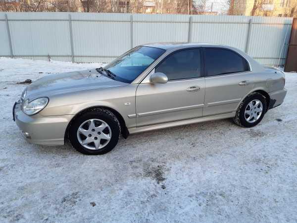 Hyundai Sonata, 2004 год, 249 000 руб.
