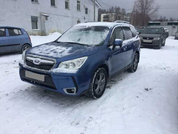 Subaru Forester, 2014 год, 800 000 руб.