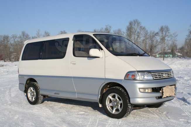 Toyota Hiace Regius, 1997 год, 599 999 руб.