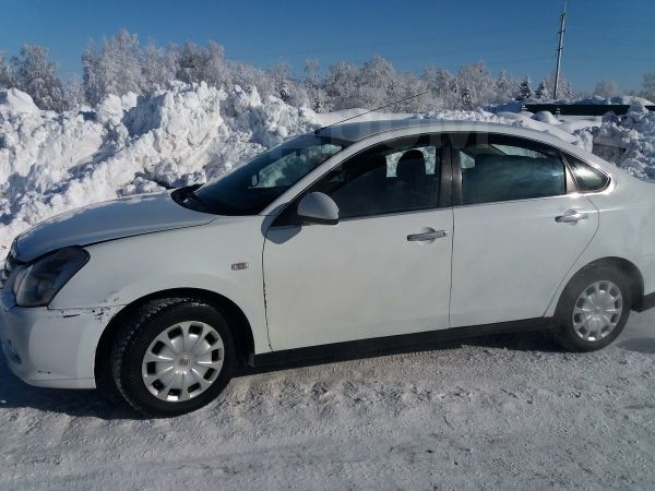 Nissan Almera, 2015 год, 285 000 руб.