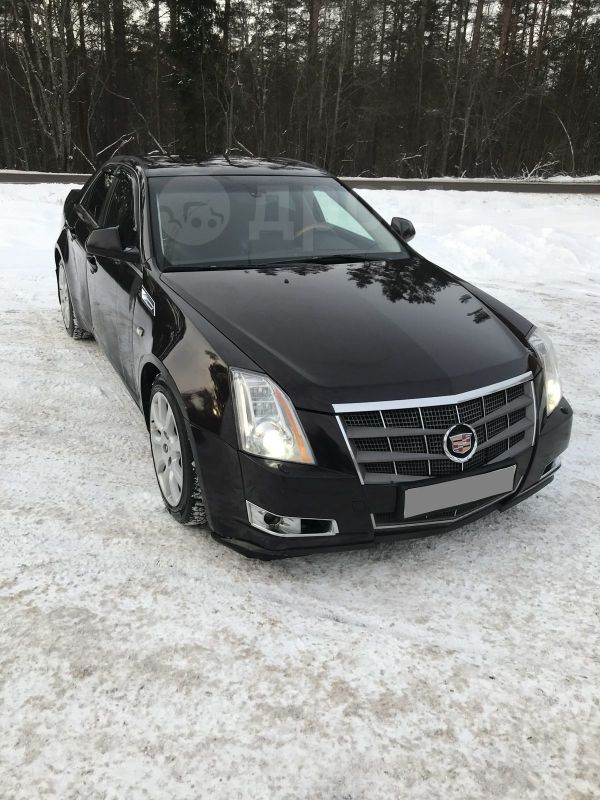 Cadillac CTS, 2008 год, 599 999 руб.