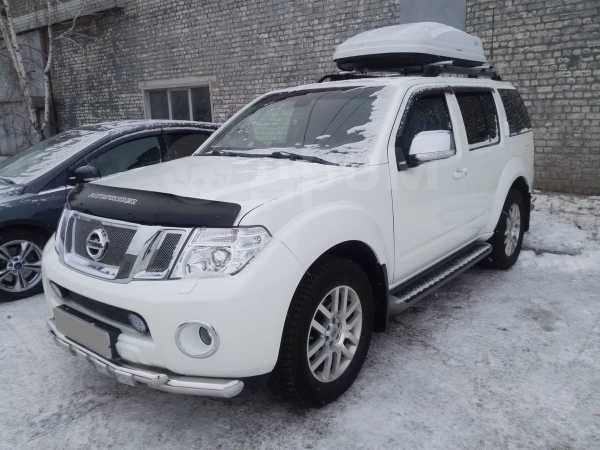 Nissan Pathfinder, 2011 год, 1 099 000 руб.