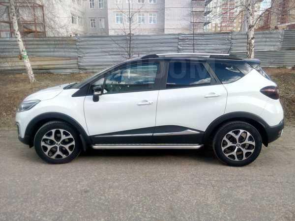 Renault Kaptur, 2017 год, 1 045 000 руб.