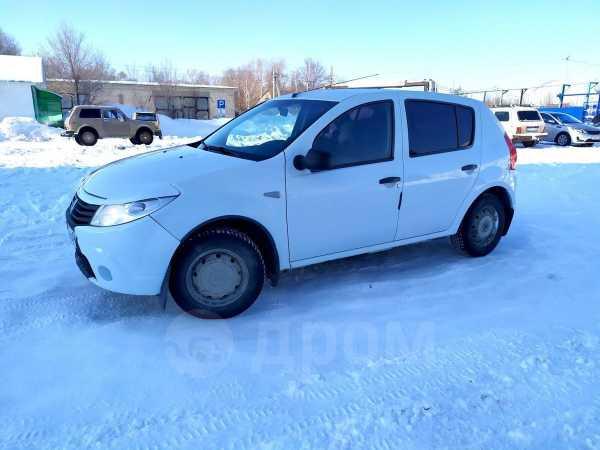 Renault Sandero, 2011 год, 270 000 руб.