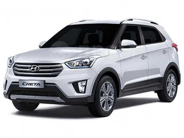 Hyundai Creta, 2020 год, 1 521 528 руб.