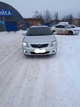 Вичуга Corolla 2008