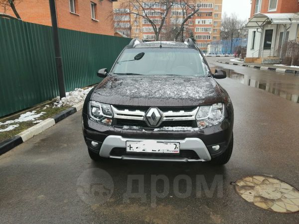 Renault Duster, 2018 год, 780 000 руб.
