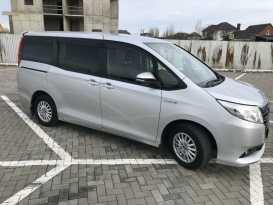 Краснодар Toyota Noah 2014