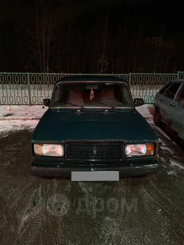 Лада 2107, 2007 год, 34 900 руб.