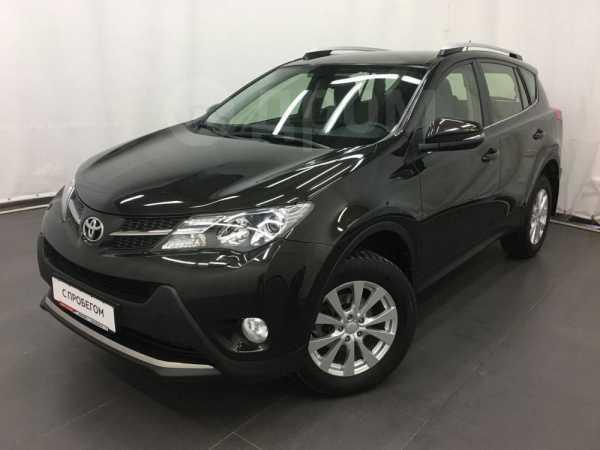 Toyota RAV4, 2014 год, 1 309 000 руб.