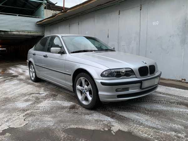 BMW 3-Series, 2001 год, 325 000 руб.