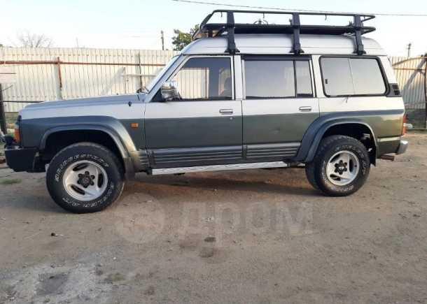 Nissan Safari, 1991 год, 580 000 руб.