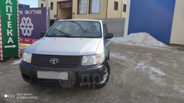 Toyota Succeed, 2009 год, 390 000 руб.