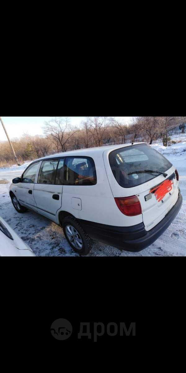 Toyota Caldina, 1998 год, 125 000 руб.