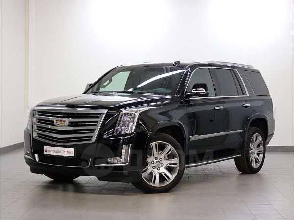 Cadillac Escalade, 2015 год, 3 840 000 руб.