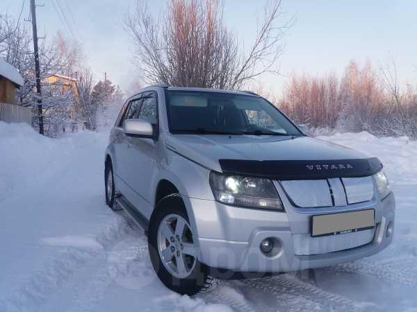 Suzuki Grand Vitara, 2007 год, 480 000 руб.