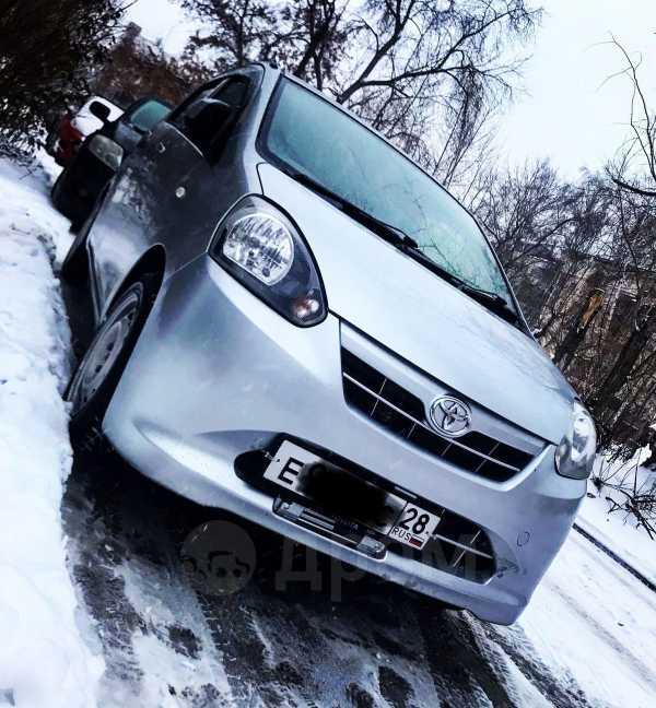 Toyota Pixis Epoch, 2012 год, 345 000 руб.