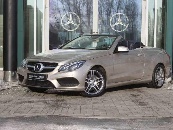 Mercedes-Benz E-Class, 2016 год, 2 800 000 руб.