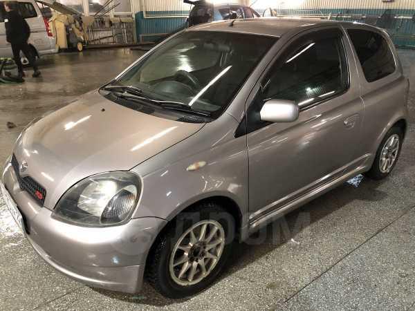 Toyota Vitz, 2001 год, 237 000 руб.