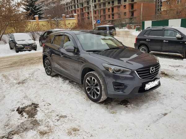 Mazda CX-5, 2016 год, 1 550 000 руб.
