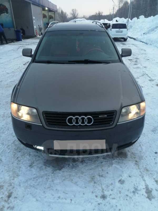 Audi A6 allroad quattro, 2001 год, 310 000 руб.