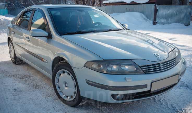 Renault Laguna, 2002 год, 250 000 руб.