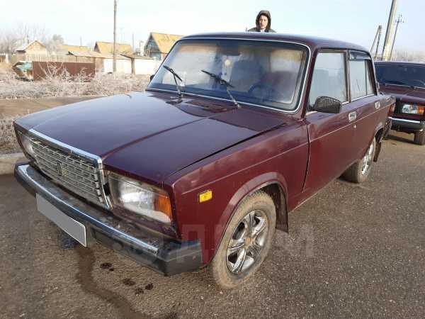 Лада 2107, 2005 год, 47 000 руб.