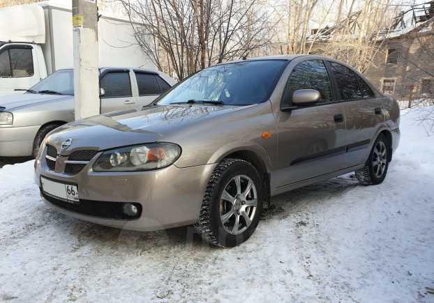 Nissan Almera, 2005 год, 259 000 руб.