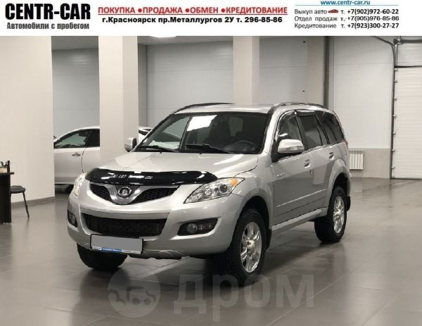 Great Wall Hover H5, 2011 год, 525 000 руб.