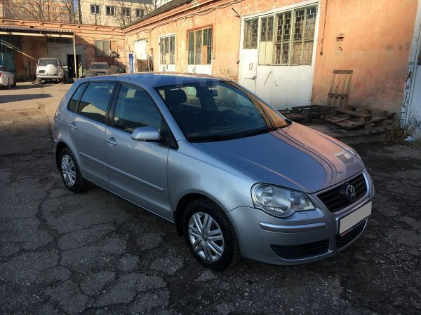 Volkswagen Polo, 2006 год, 285 000 руб.