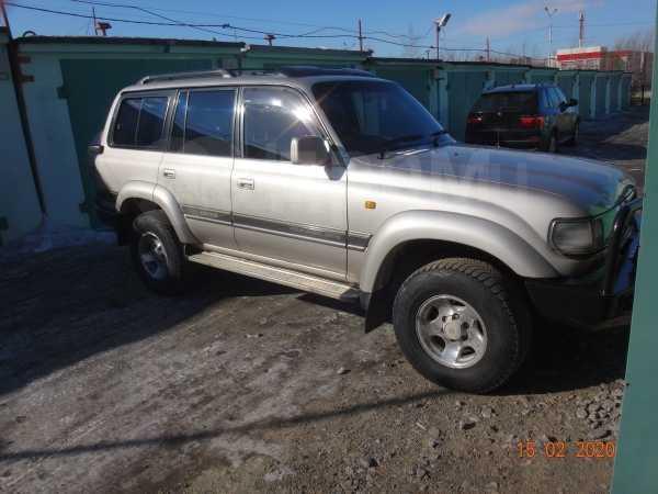 Toyota Land Cruiser, 1992 год, 1 000 000 руб.