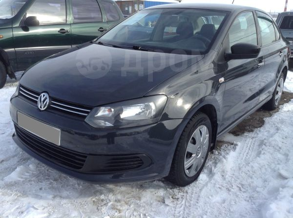 Volkswagen Polo, 2014 год, 379 000 руб.