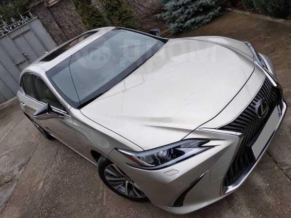 Lexus ES250, 2018 год, 2 550 000 руб.