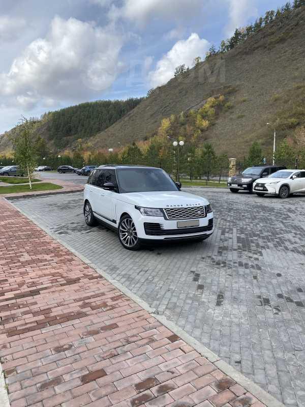 Land Rover Range Rover, 2019 год, 9 550 000 руб.