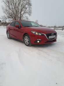 Верх-Чебула Mazda3 2014