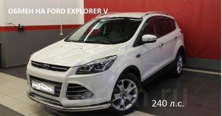Томск Ford Escape 2014