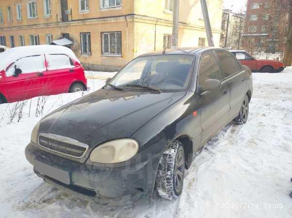 ЗАЗ Сенс, 2007 год, 45 000 руб.