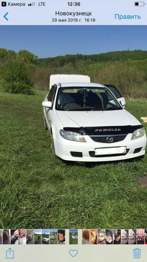 Mazda Familia, 2003 год, 180 000 руб.