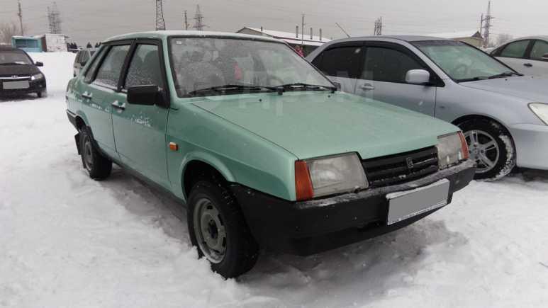 Лада 21099, 2003 год, 98 000 руб.