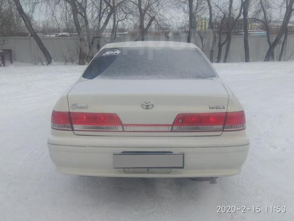 Toyota Mark II, 2000 год, 315 000 руб.