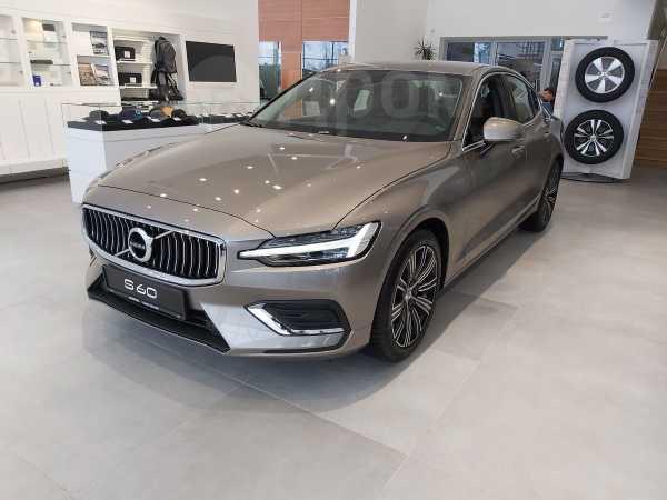 Volvo S60, 2019 год, 2 592 000 руб.