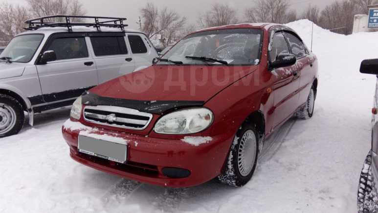 Chevrolet Lanos, 2006 год, 98 000 руб.