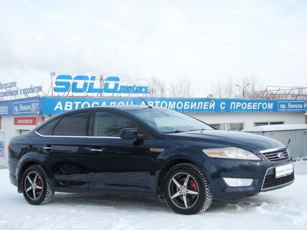 Ford Mondeo, 2010 год, 389 900 руб.