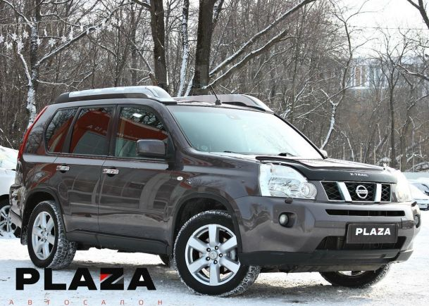 Nissan X-Trail, 2008 год, 669 000 руб.