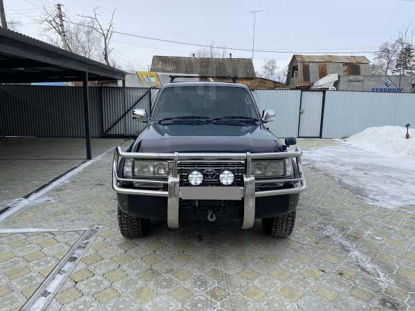 Toyota Land Cruiser, 1995 год, 1 050 000 руб.