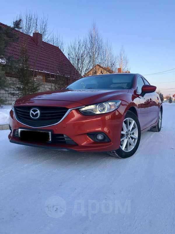Mazda Mazda6, 2014 год, 1 010 000 руб.